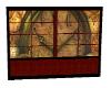 Steampunk Sliding Door