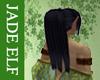 [JE] Raven ponytail Male