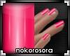 n. Kimber Nails Pink