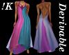 !K! Beaded Spring Dress