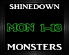 SHINEDOWN ~MONSTERS~