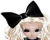 Sad Doll Hair Bow