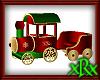 Christmas Train Seat