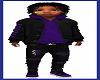 Kids purple Full