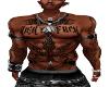 420 Cyborg Muscled Tatt