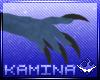 !K Onyx Dragon Claws