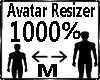Avatar Scaler 1000%
