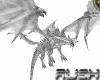{KW} Winter Dragon Wht B