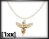 |R| Gold Angel chain