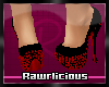 [RAWR] Patty Heels Red