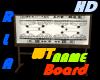 [RLA]WT Match-Up BoardHD
