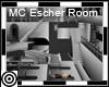 MC Escher 3-D Room