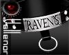 -V-Raven's Collar Male