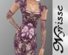 ~N~ Vintage Violet Gown