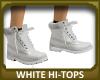White Hi-Tops
