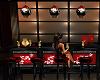 Red/Black Chinese Bar