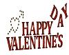 Valentine's Day Marquee