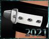 💀|Kita ArmBand- White