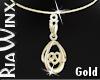 Celtic Love Knot V2-Gold