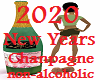 2020 New Years Champagne