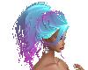 [MzE] Neon Updo Hair