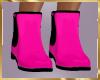 A15 Hot Pink Boots