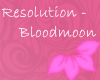 ~Bloody~ Bloodmoon