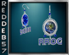 RROG Sapphire Earrings