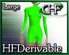 HFD Halfsuit Large