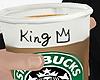 :S: King Starbucks coffe
