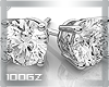 |gz| diamond earrings M