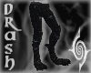 F) Bk Mrbl Gargoyle Legs