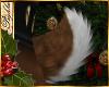 I~Reindeer Tail*Ginger