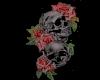 skulls and roses tattoo