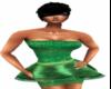 Pixie Dress Green