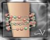 ~V Shabby Chic Bracelet