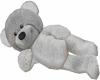 Grey Cuddle Teddy Bear