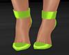 GL-Beatriz Green Heels