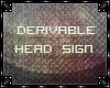 JH#DeriavbleHeadSign