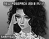 New Posepack 2018 M/F