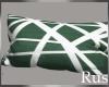 Rus Leaf Pillow 2