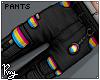 Pans Pride Pants
