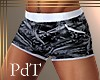 PdT Jungle Blk Trunks M