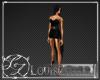 [LZ] Bohemian dress blk