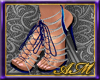 AM~Grecian Nights Shoes