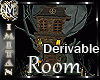 (MI)Deriv Halloween room
