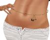 ~M~ Butterfly BellyChain