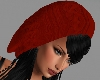 Lorna Red-Ombre Black