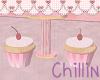 Cupcake Chair & Table