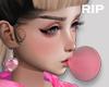 R. Bubble gum F